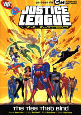 Justice League Season 1